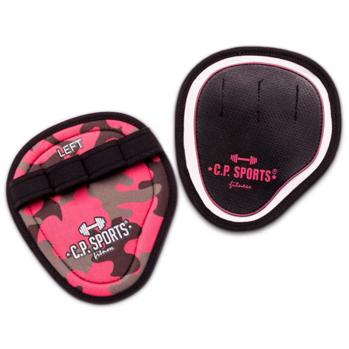 Power Grips Pro - camouflage pink
