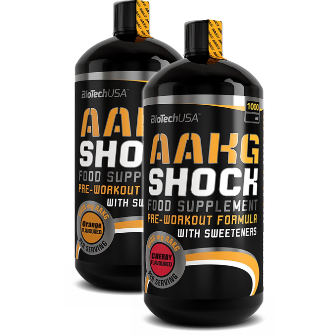 Biotech USA AAKG Shock - 1000ml