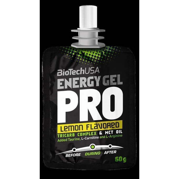 Biotech USA Energy Gel Professional, 1x60g Beutel