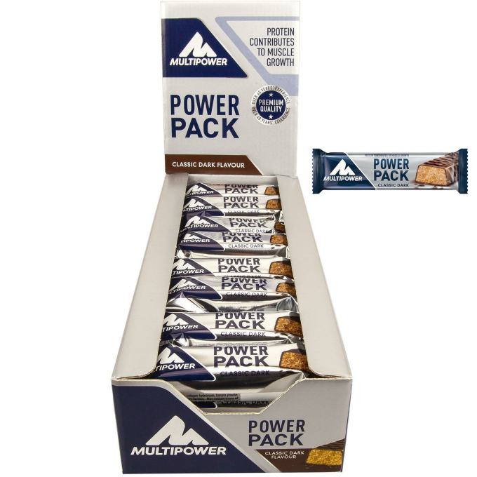 Multipower Power Pack - 24Stk. á 35g