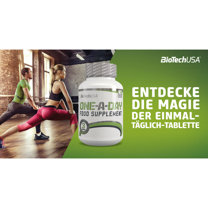 BioTech - One a Day  - 100 Tabletten