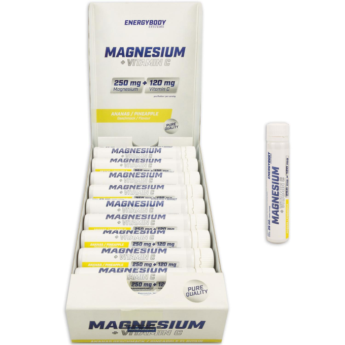 Magnesium-Liquid - 20x25ml Ampulle