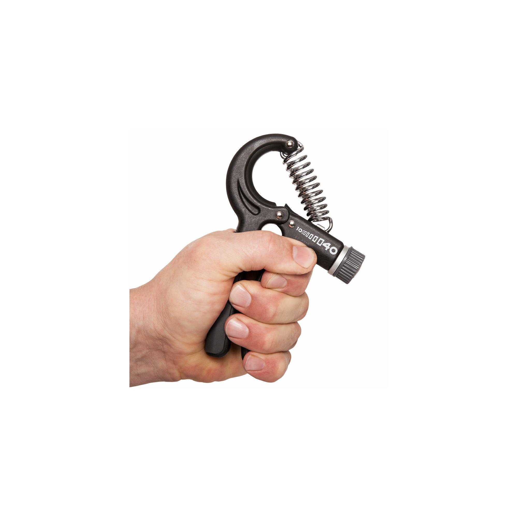 Schwarz Zbkt Grips Classic Delicate 10-40 kg verstellbare Hand Schwerer Greifer Handgelenk Krafttraining