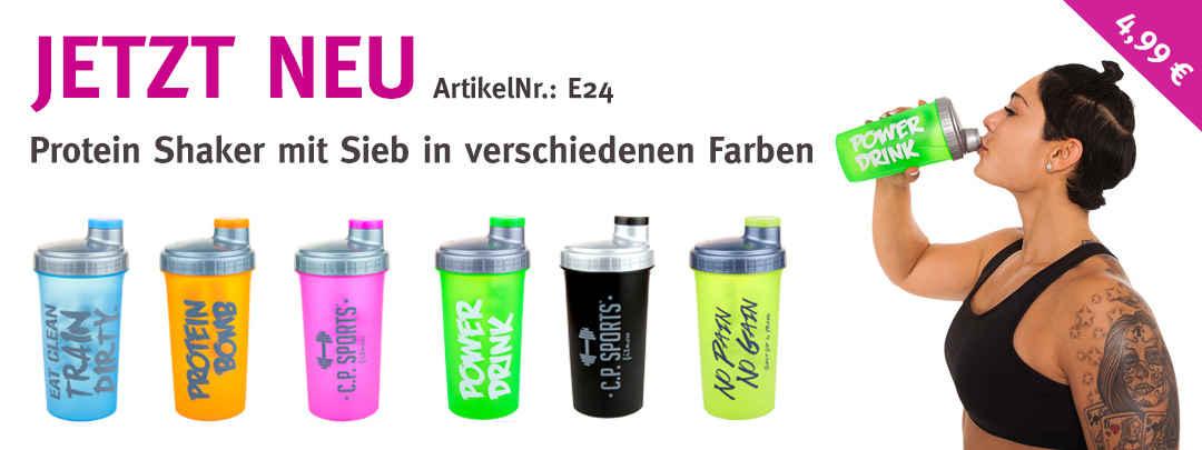 E24-Protein Shaker