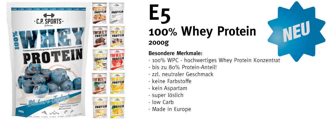 Whey Protein 2000g