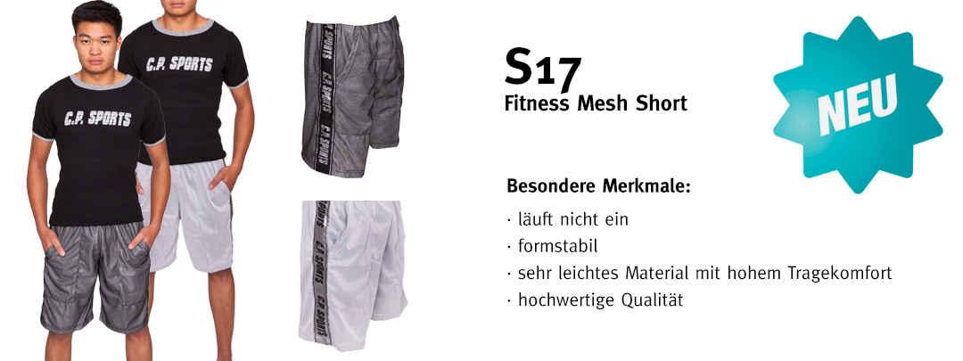 S17 Fitness Mesh-Shot