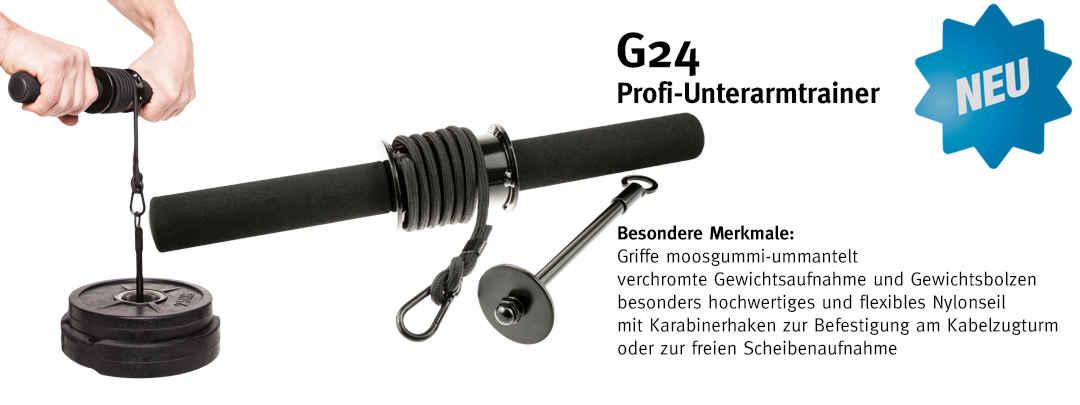 G24 - Unterarmtrainer